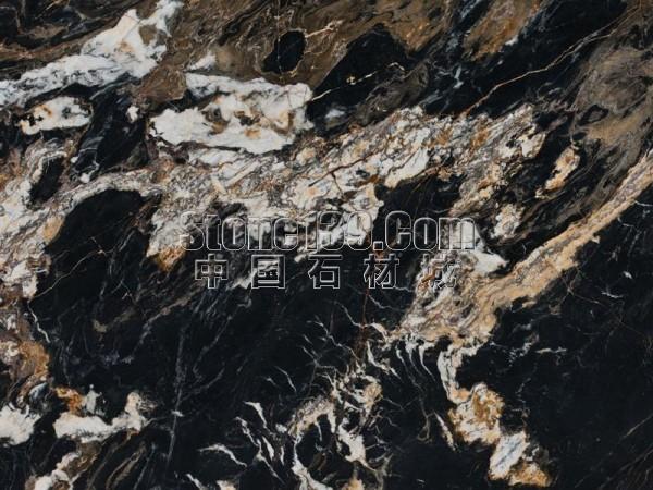 进口天然大理石价格_进口黑色大理石星河传说_图片-139石材网