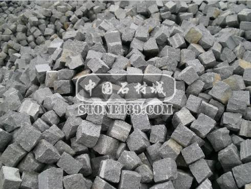 G654石材自然面小方块