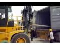 叉车从集装箱卸花岗岩荒料全程视频操作视频【高清】 (2701播放)