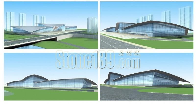 福建(南安)成功国际会展中心(效果图)4