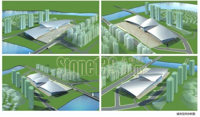 福建(南安)成功国际会展中心(效果图)5
