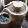 景观饮水石雕刻制品
