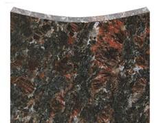 美国棕石材弧形板-- 芸兴石材