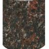 美国棕石材弧形板