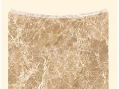 浅啡网大理石弧形板-- 芸兴石材