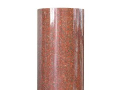 印度红圆柱-- 芸兴石材