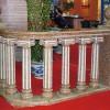 罗马柱小栏杆护栏MX074