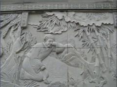 石材浮雕MX091-- 南安市明鑫圆柱厂