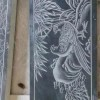 芝麻黑花岗岩磨光浮雕产品系列供应