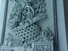 墙面石材浮雕(如此多娇)-- 长泰汇磊石材有限公司