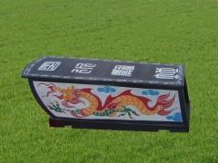 黑色石棺 喷彩漆-- 山东嘉祥县福群石材加工厂