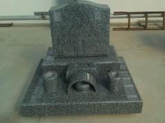 供应墓碑|芝麻灰|黑晶麻|马路牙|路沿石|道牙石-- 大连葆柱石材加工厂