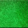 绿金沙石材绿光反色效果