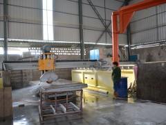 顺旺石材厂红外线对外加工