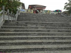 浪花白台阶地铺楼梯板