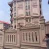 全石材别墅外墙石材供应 浮雕 围墙柱 罗马柱