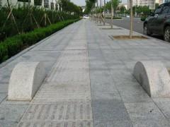 人行道地铺石 路沿石 盲人石