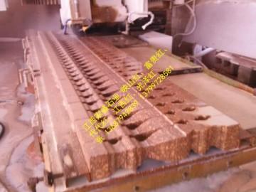 江西资溪红色石材仿形栏杆供应