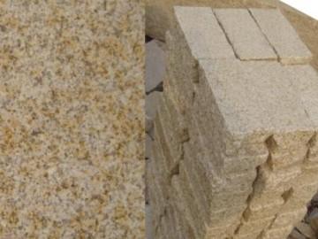 花岗岩黄锈 小方块