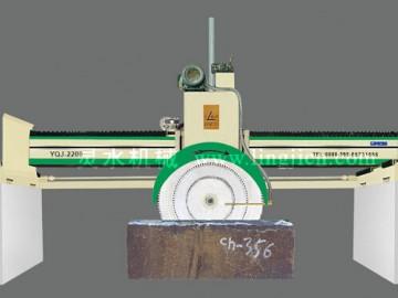 石材机械 液压桥式组合锯石机 灵水机械专注石材机械20年