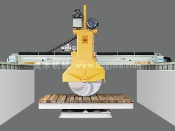 石材机械 桥式中切机 灵水机械专注石材机械20年