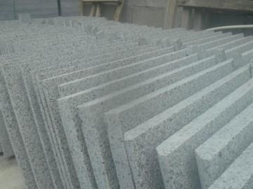 G641荔枝面成品外墙用石材板