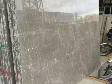 宜州市水晶灰大理石大板现货供应