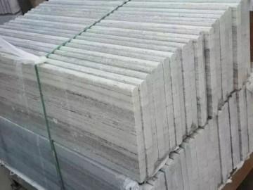 水晶木纹楼梯板成品