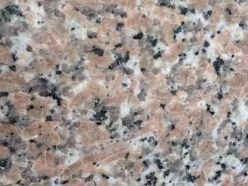 广西粉红麻花岗岩