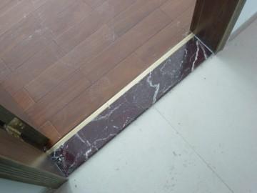 紫罗红大理石门槛石