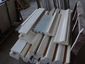 家装大理石门套线条 地板成品供应