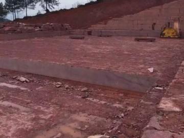 寿宁红石材矿山荒料供应