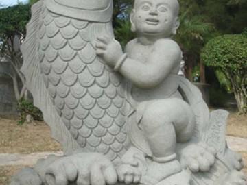 厂家定做大型石雕人物雕像雕塑