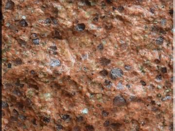 映山红花岗岩特殊表面