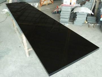 黑色厨房台面光板