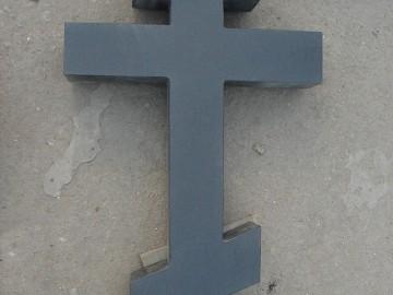 黑色墓碑石 蒙古黑欧式墓碑石