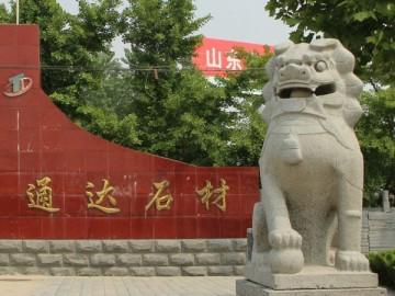 临沂市政府门口石狮子价格-- 临沭县通达石材厂