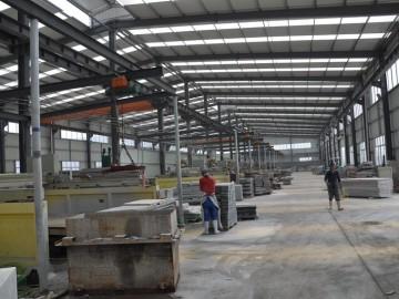 华城矿业石材厂工程生产规模概况