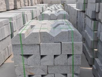 五莲县路沿石成品厂家供应