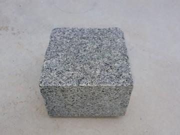 五莲灰色花岗岩小方块