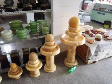 松香玉石材风水球-- 福建九龙石业有限公司