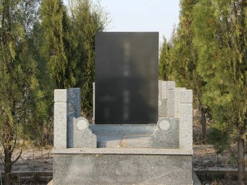 临沂市哪家石材企业承接公墓建设花岗岩墓碑价格