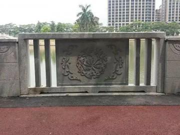 市政工程桥栏杆 石雕栏杆 雕花