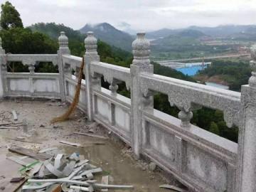 高山建筑护栏石