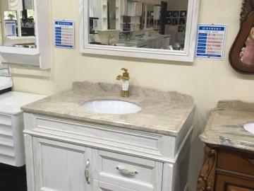 大理石洗手台台面 QL-037-- 青隆石业