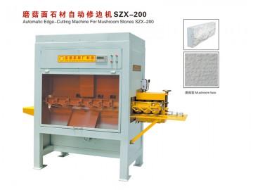 SZX-200 蘑菇面石材自动修边机