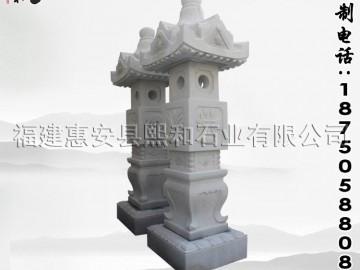 佛塔制作 专业雕刻大型佛塔花岗岩青石石雕香炉 石雕大小香炉