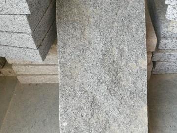 灰色花岗岩蘑菇石自然面样品