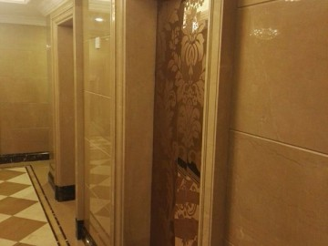电梯门套大理石装饰