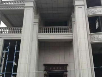 石材立柱大门 豪宅别墅大门装饰